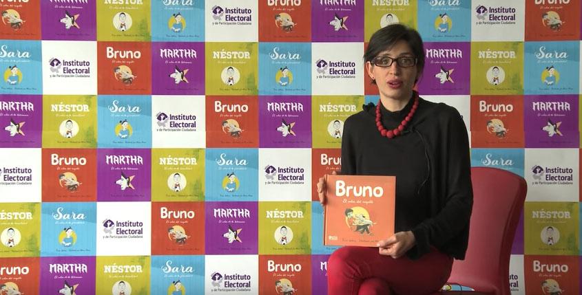 Cuenta cuentos - Bruno