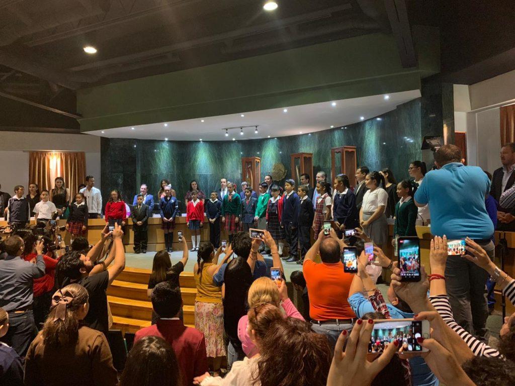 Sesión de Cabildo en Zapopan