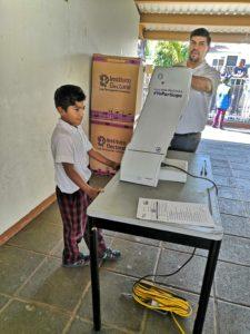 Elecciones Infantiles