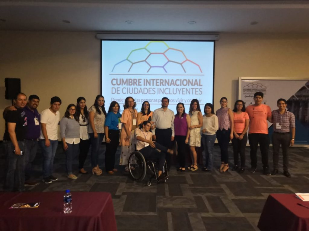 Cumbre Internacional de Ciudades Incluyentes