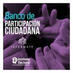 Banco de Participación Ciudadana