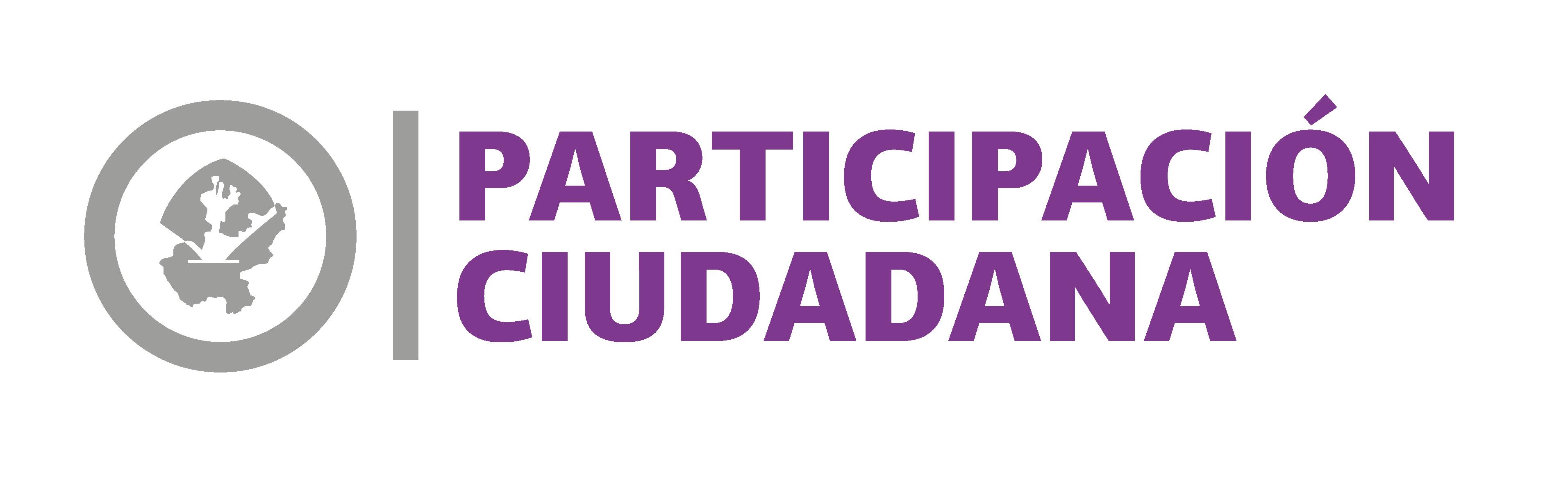 LogoParticipaciónCiudadana
