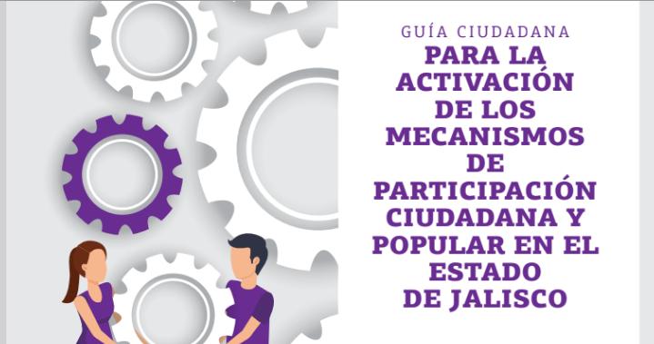 Material de capacitación y socialización de los mecanismos de participación