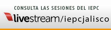 Livestream IEPC Jalisco