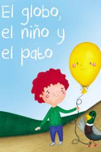 El globo, el niño y el pato