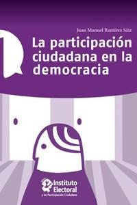 La participación ciudadana en la democracia