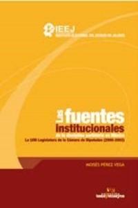 Las fuentes institucionales de la disciplina partidaria en México La LVIII Legislatura de la Cámara de Diputados (2000-2003)
