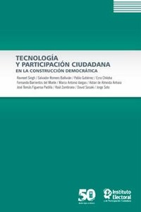 Tecnología y participación ciudadana en la construcción democrática