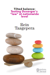 "Tilted balance: Testing Duverger's ""law"" at nationwide level"